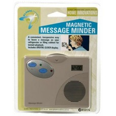 "Message Minder ""Voice"" Notepad"