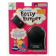 Botty Burper (Electronic Whoopee/Fart Machine)
